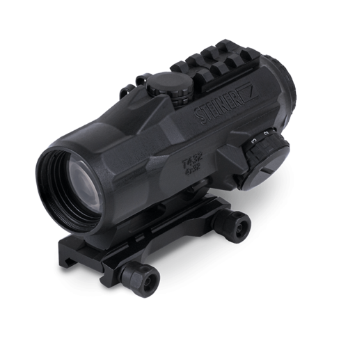 ST Steiner Sight T432 4x32, Rapid Dot for cal 7.62
