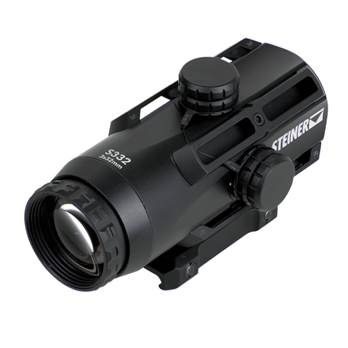 ST Steiner Sight S332 3x32, Rapid Dot for cal 7.62